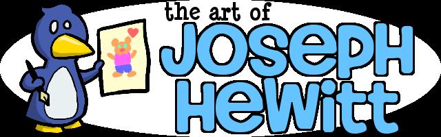 Joseph Hewitt's Portfolio